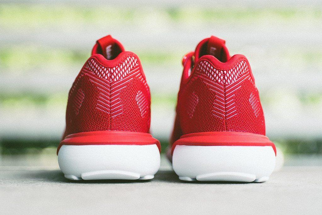 adidas Tubular Runner Weave Scarlet 6