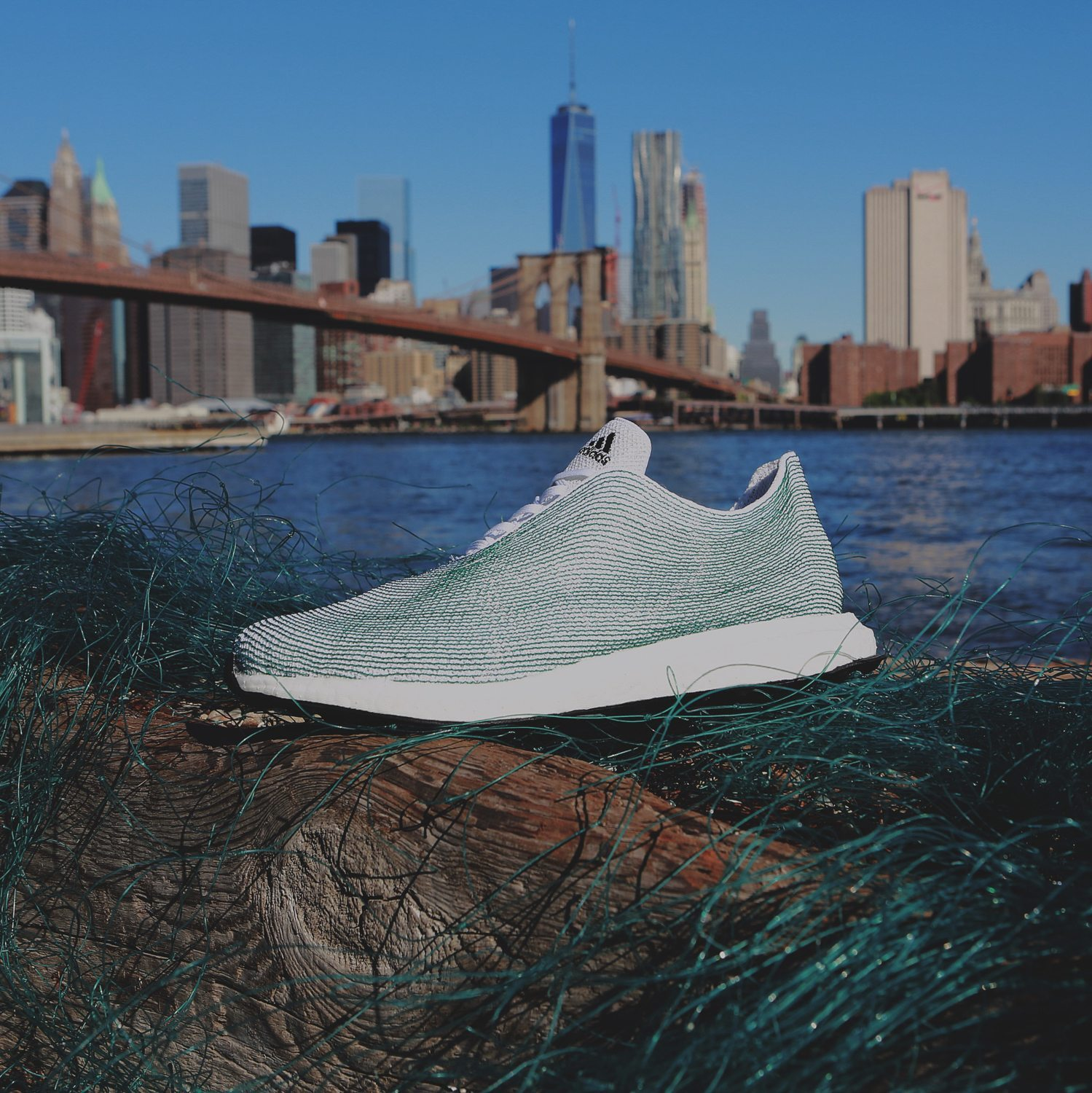 adidas x Parley Recycling Schuh 1