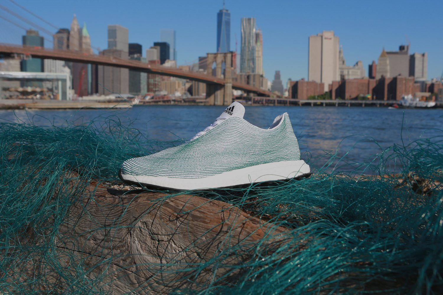 adidas x Parley Recycling Schuh 2