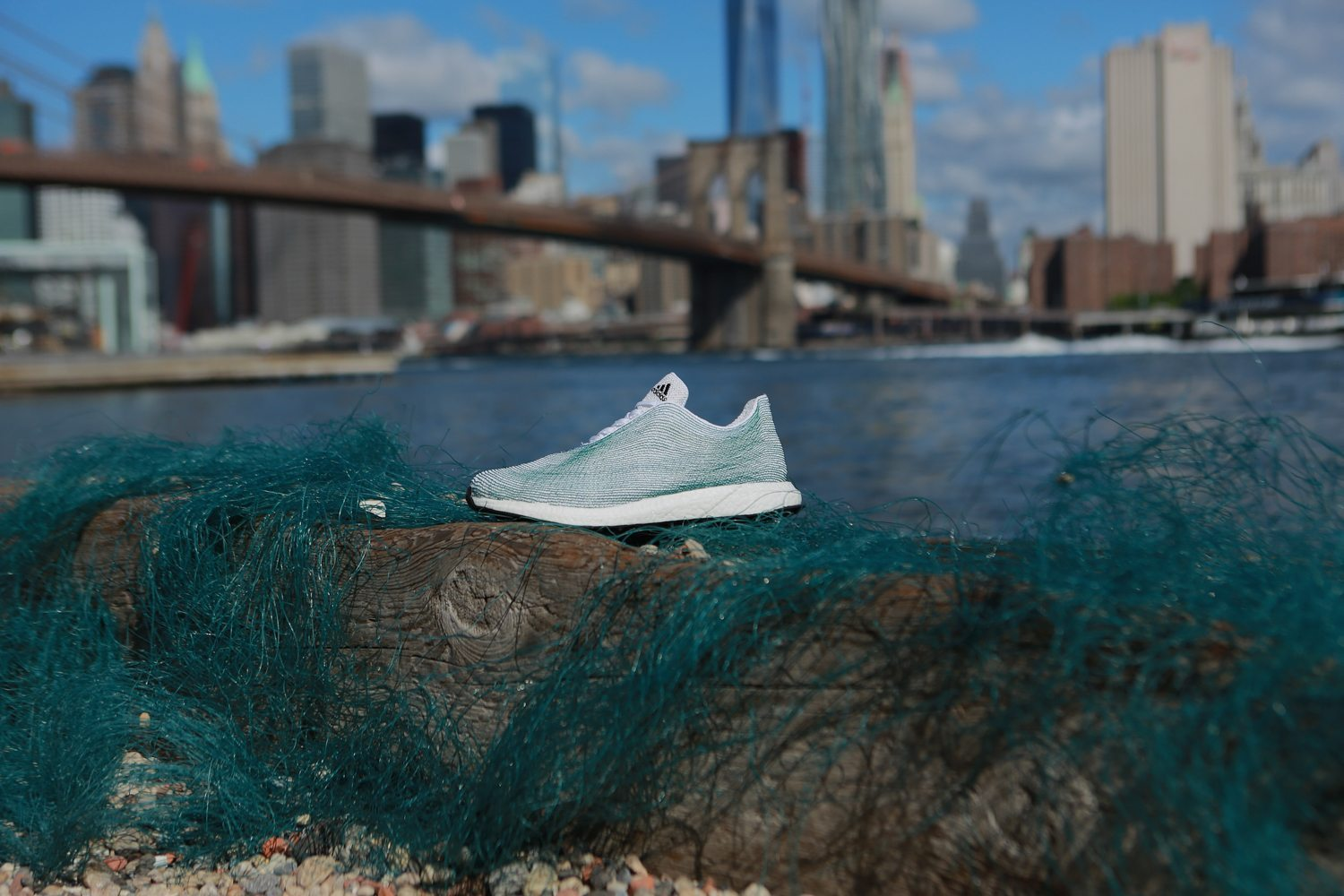 adidas x Parley Recycling Schuh 8