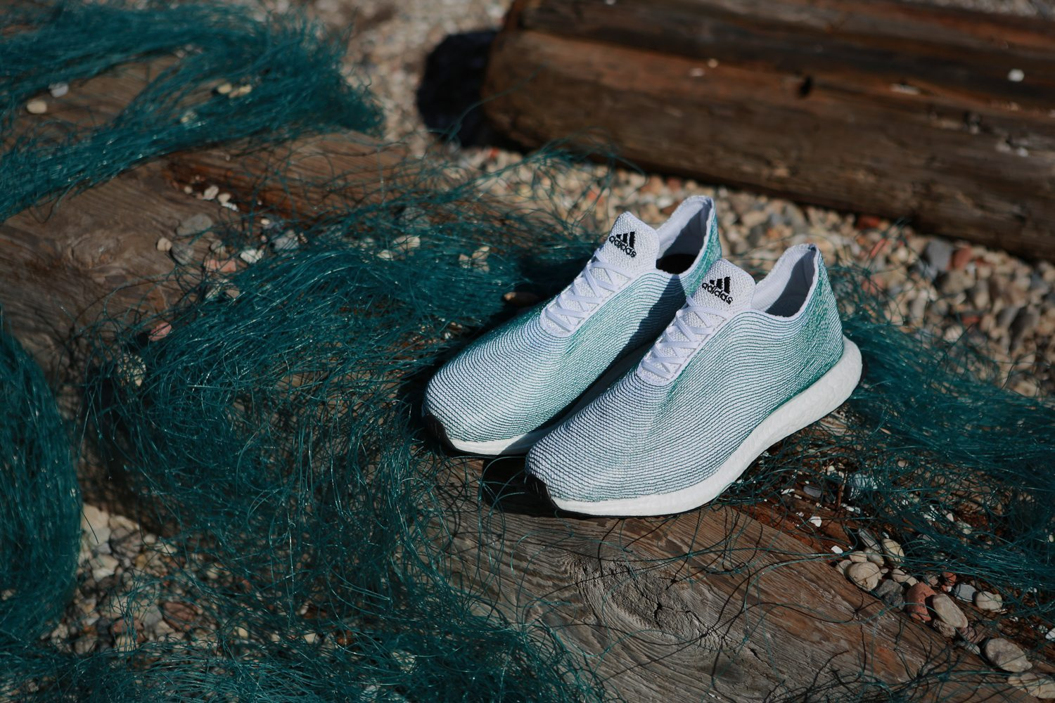 adidas x Parley Recycling Schuh 9