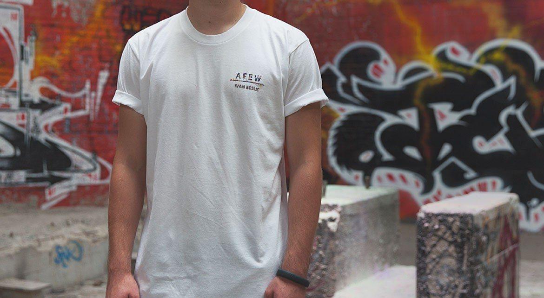 afew x ivan beslic color tag shirt 3