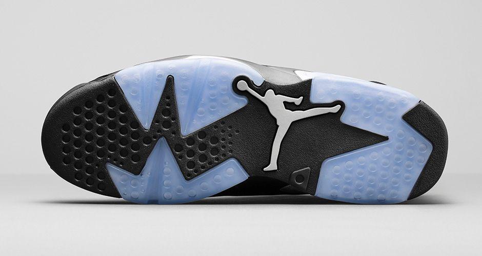 Air Jordan 6 Retro Low Metallic Silver 6