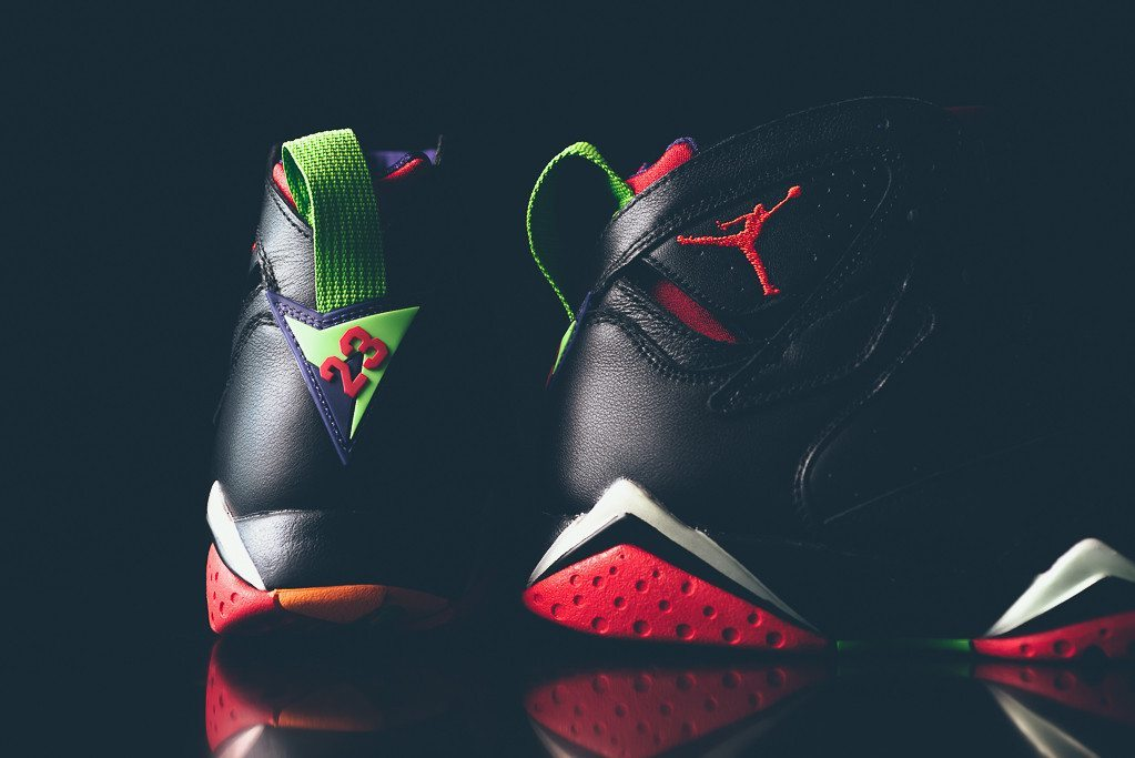 Air Jordan 7 Retro Marvin the Martian 1