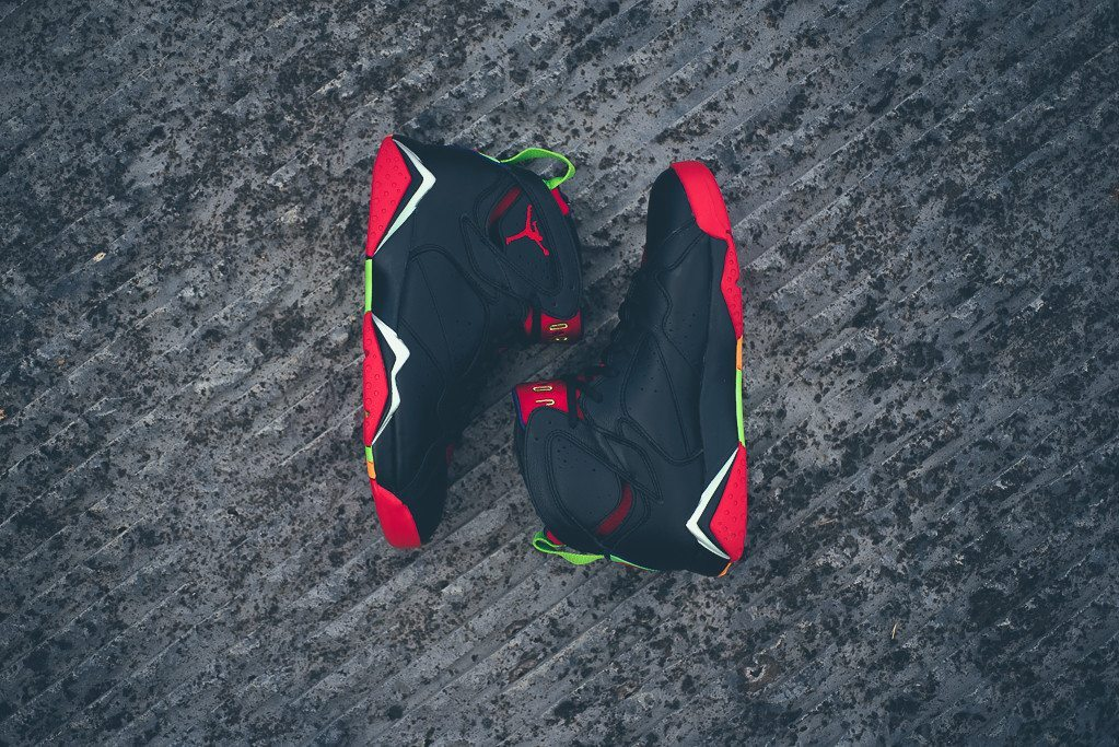 Air Jordan 7 Retro Marvin the Martian 2
