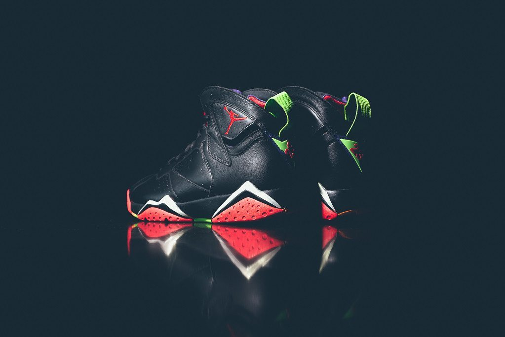 Air Jordan 7 Retro Marvin the Martian 3
