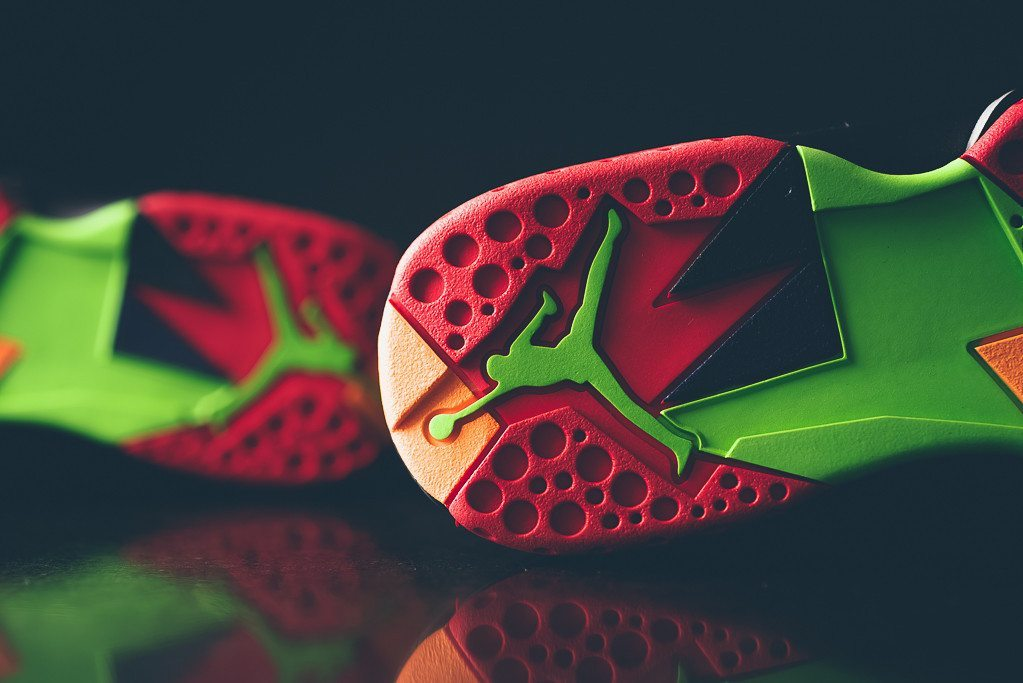 Air Jordan 7 Retro Marvin the Martian 8