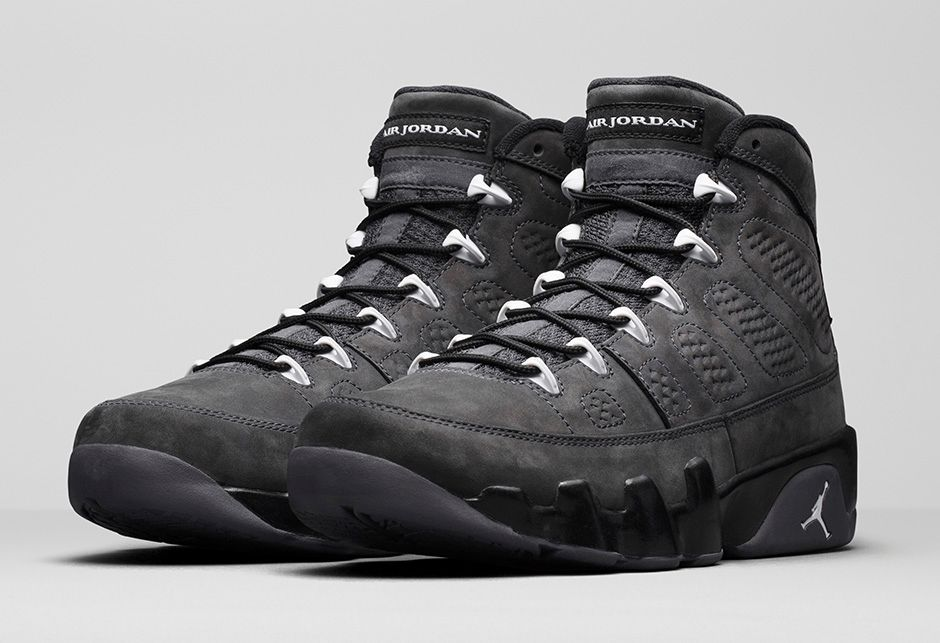 Air Jordan 9 Retro Anthrcite 1