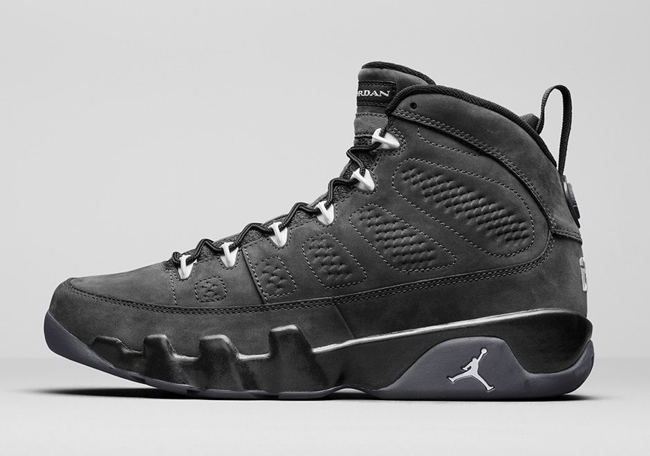 Air Jordan 9 Retro Anthrcite 2