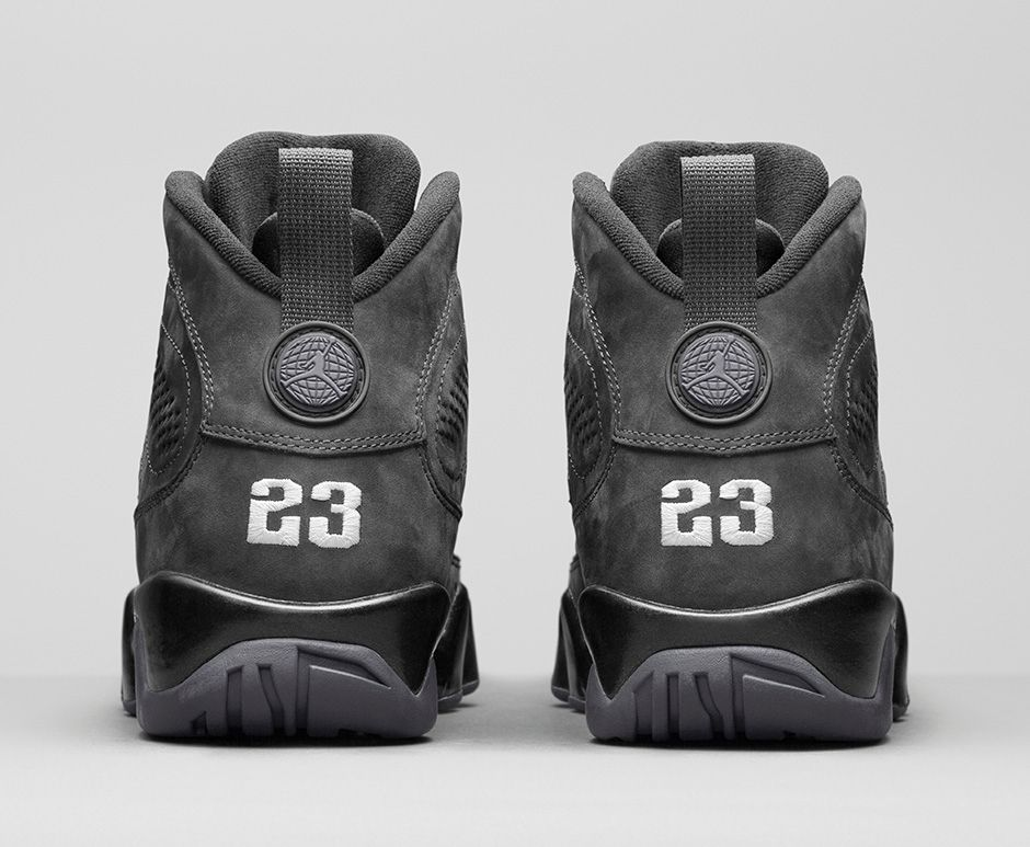 Air Jordan 9 Retro Anthrcite 4