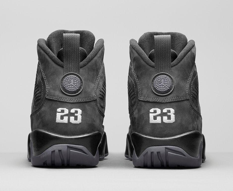 Air Jordan 9 Retro Anthrcite 4