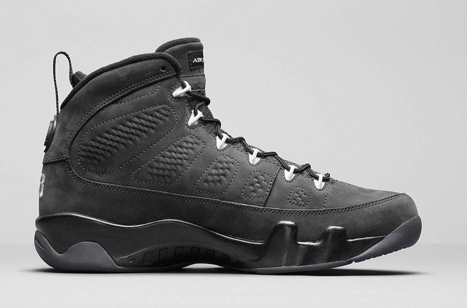 Air Jordan 9 Retro Anthrcite 5