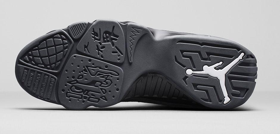 Air Jordan 9 Retro Anthrcite 6