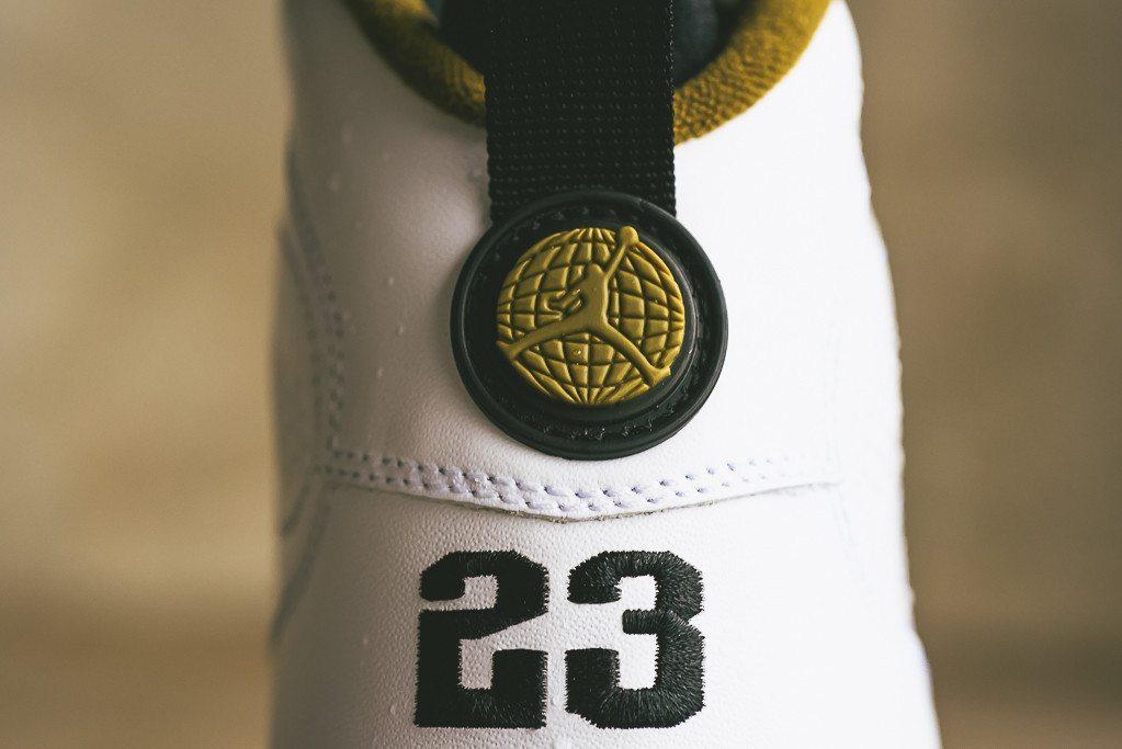 Air Jordan 9 Retro The Spirit 5