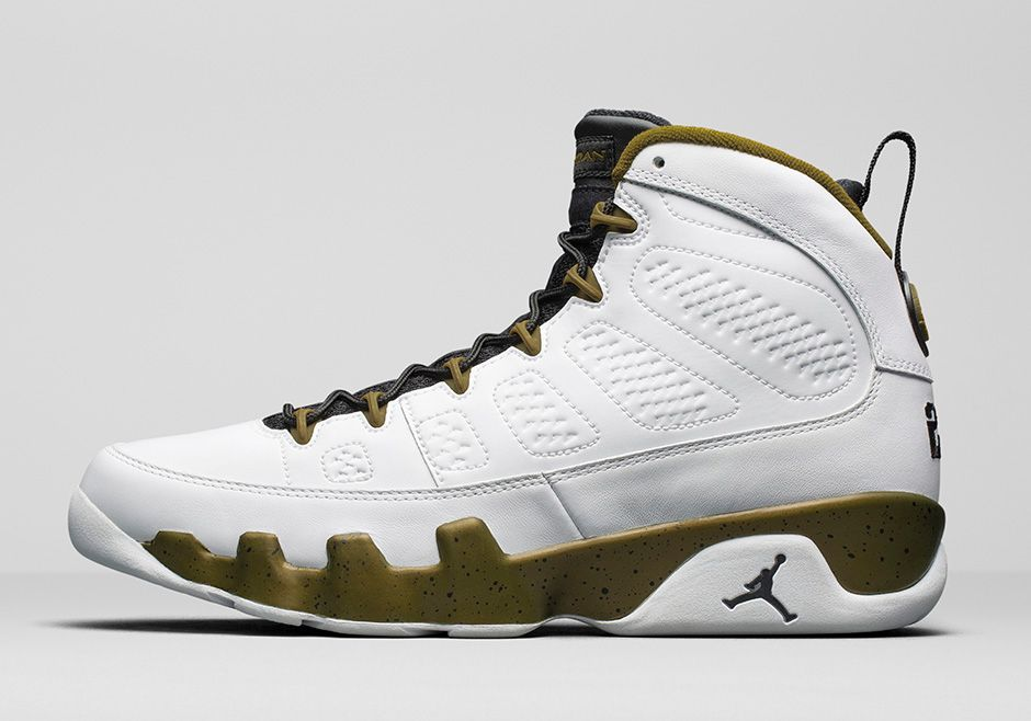 Air Jordan 9 Retro The Spirit