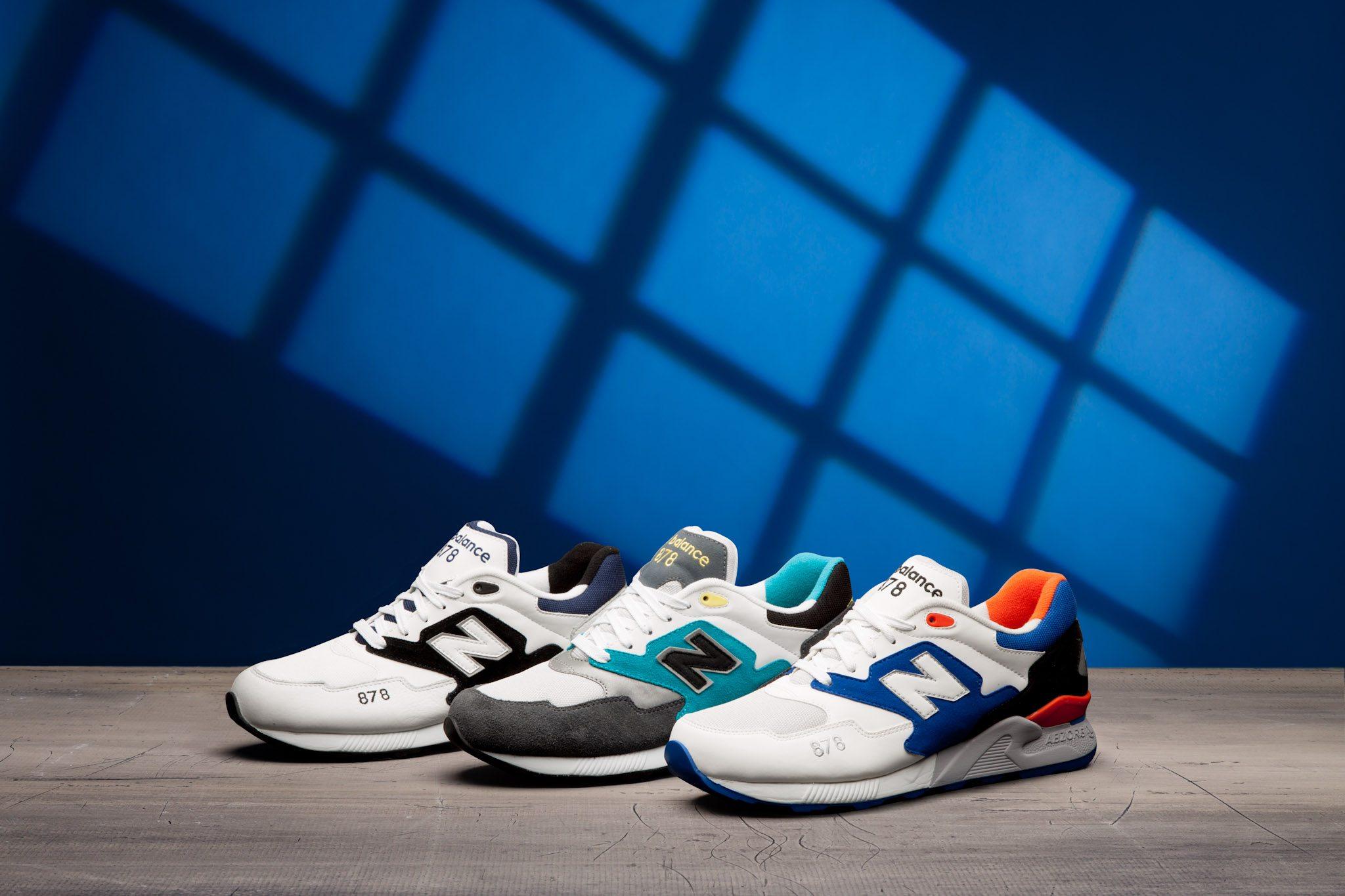 New Balance 878 90s Running Pack 1