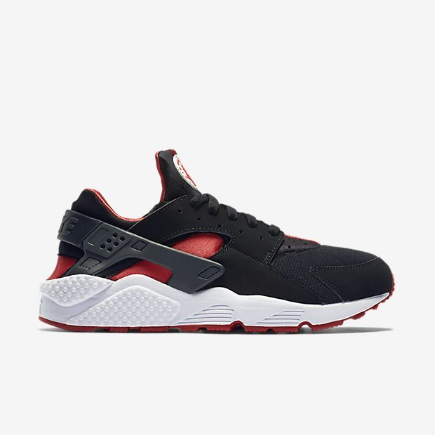 Nike Air Huarache Black Red