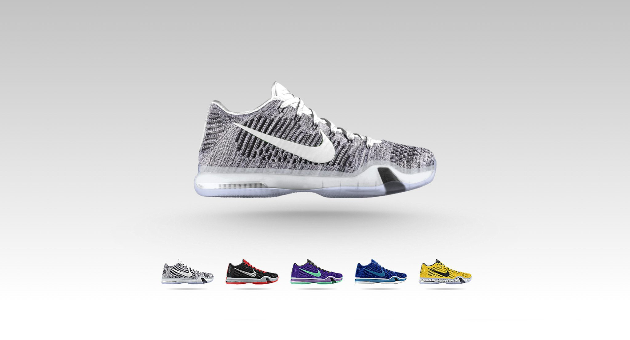 Nike Kobe X Elite Low iD