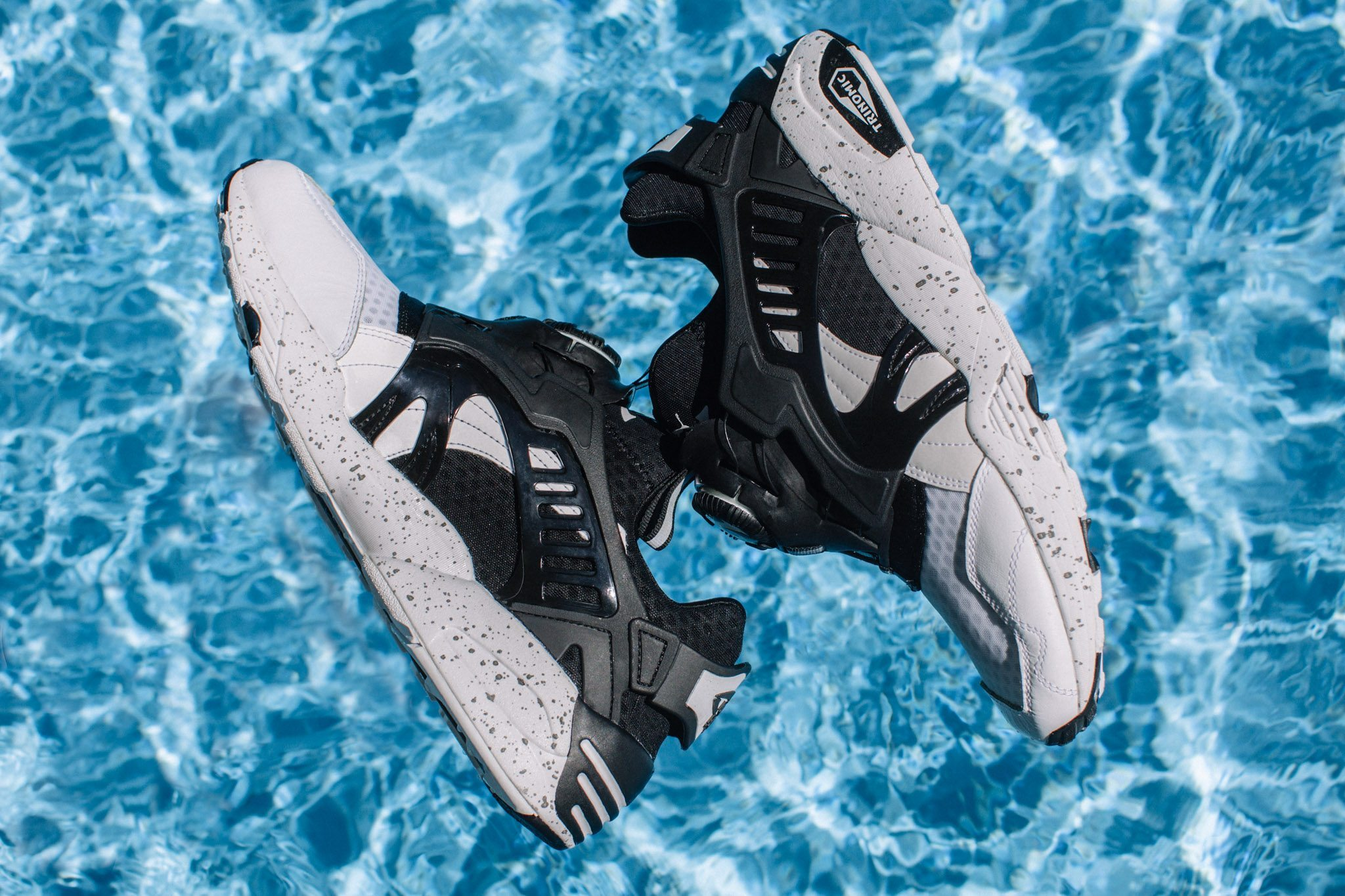PUMA x monkey time Disc Blaze Orca 2