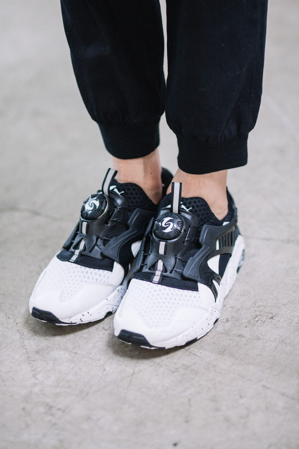 PUMA x monkey time Disc Blaze Orca 4