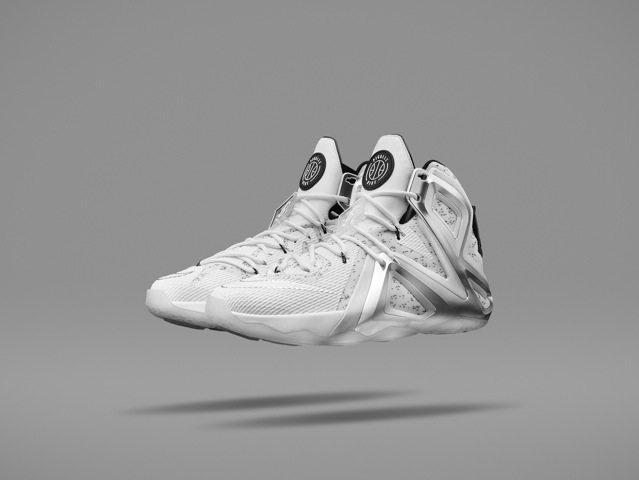 Pigalle x Nike LeBron 12 Elite 1