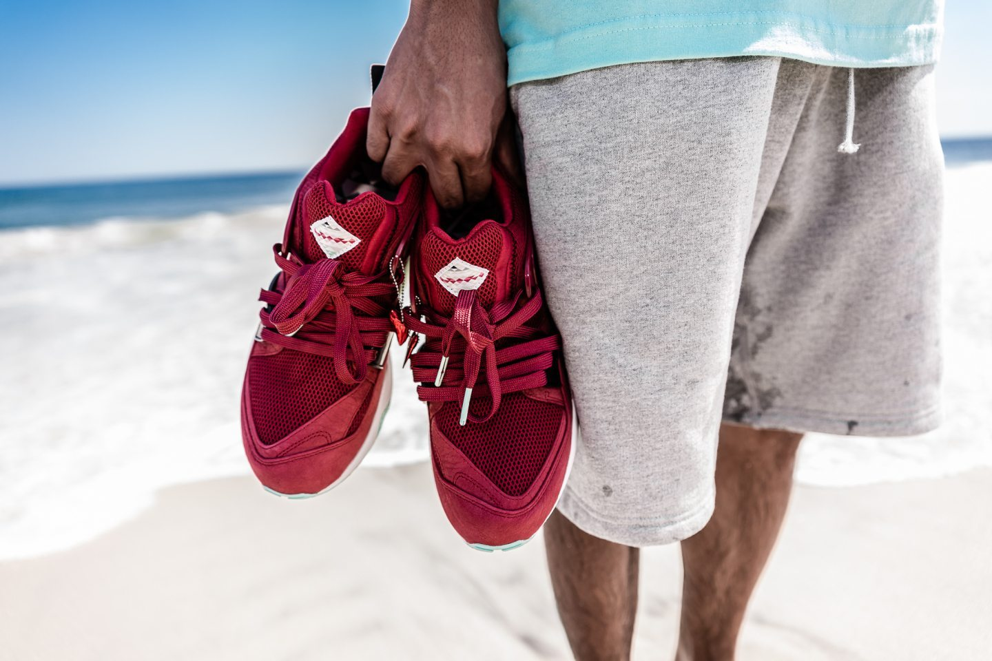 Sneaker Freaker x Packer x Puma Blaze of Glory Bloodbath 13