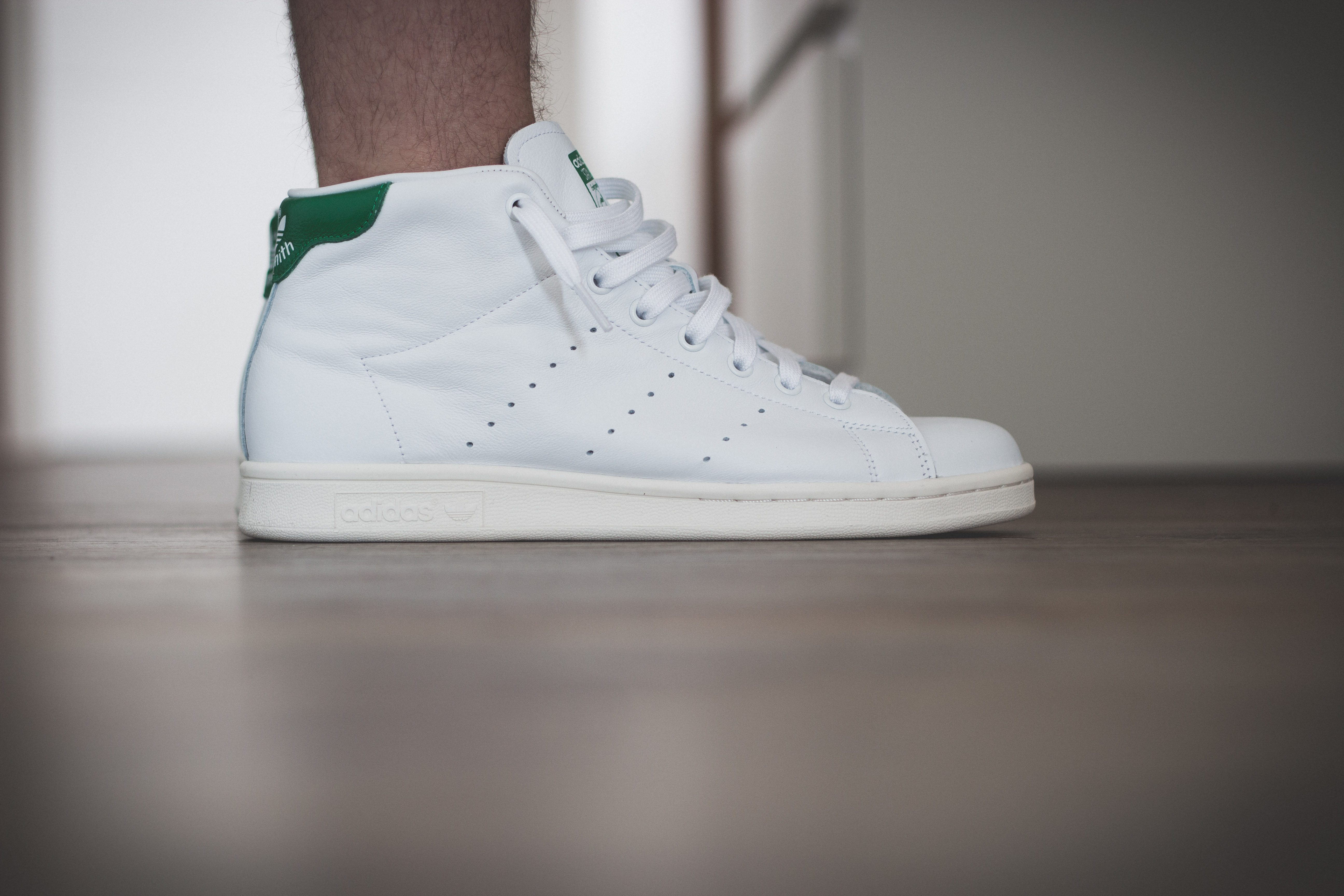 adidas Originals Stan Smith Mid 8