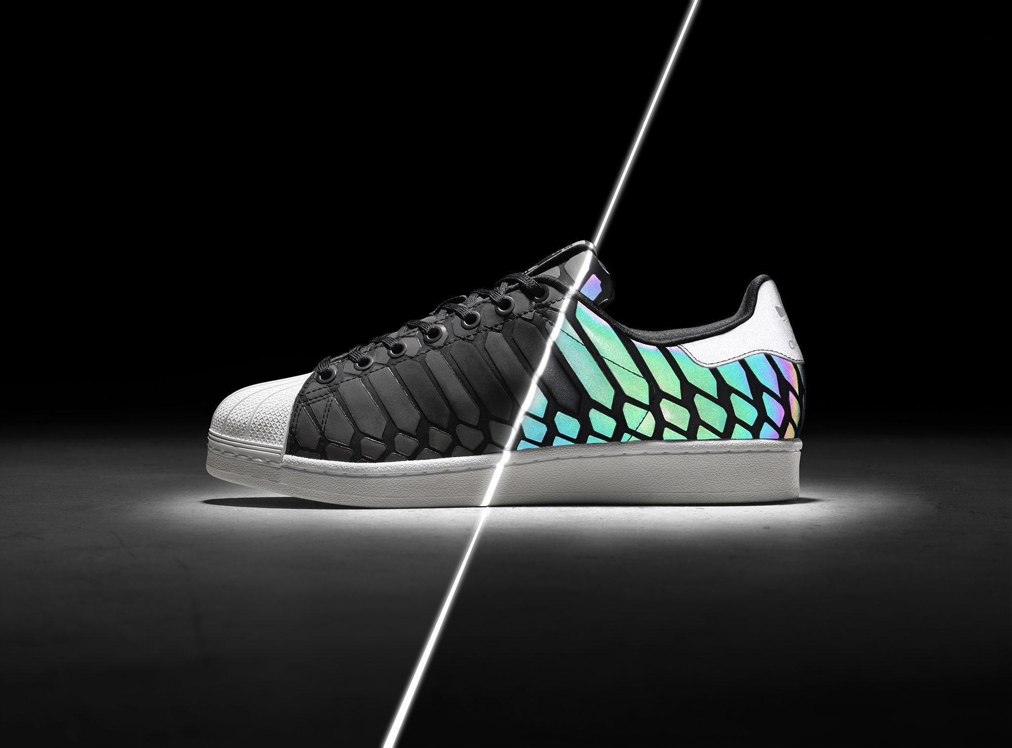 adidas Originals Superstar XENO Black
