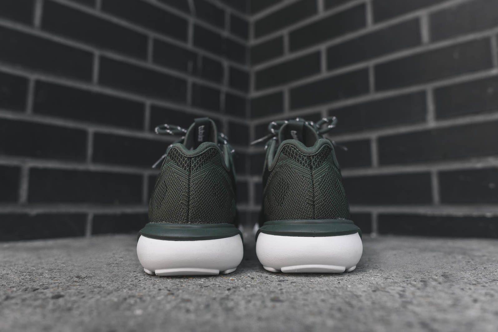 adidas Originals Tubular Runner Weave Base Green 4