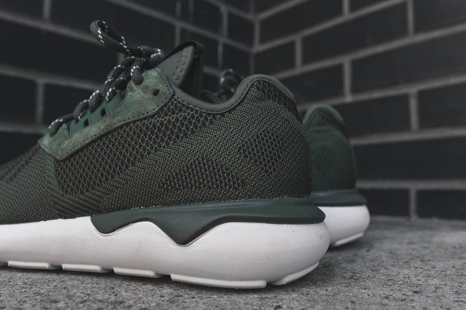 adidas Originals Tubular Runner Weave Base Green 6