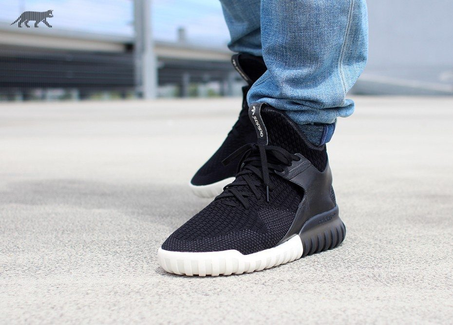 adidas Originals Tubular x Knit Core Black