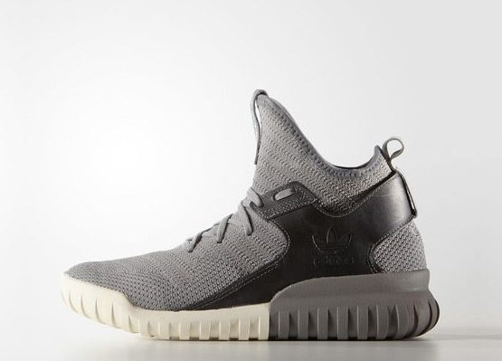 adidas Originals Tubular x Knit Solid Grey