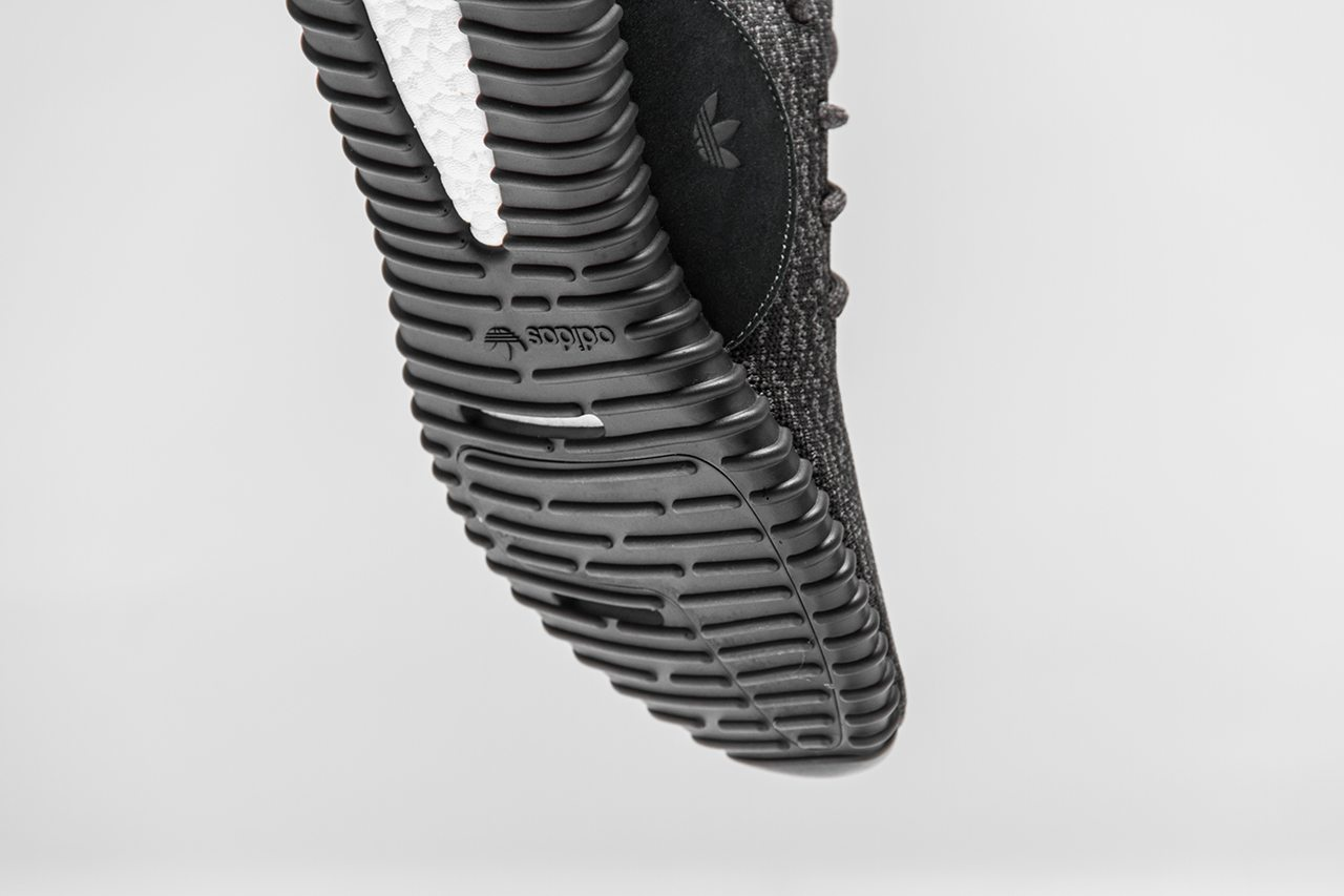 adidas Originals Yeezy 350 Boost Pirate Black 2