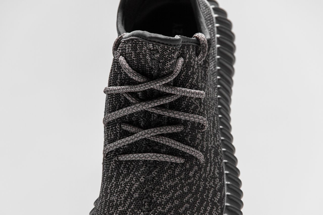 adidas Originals Yeezy 350 Boost Pirate Black 6
