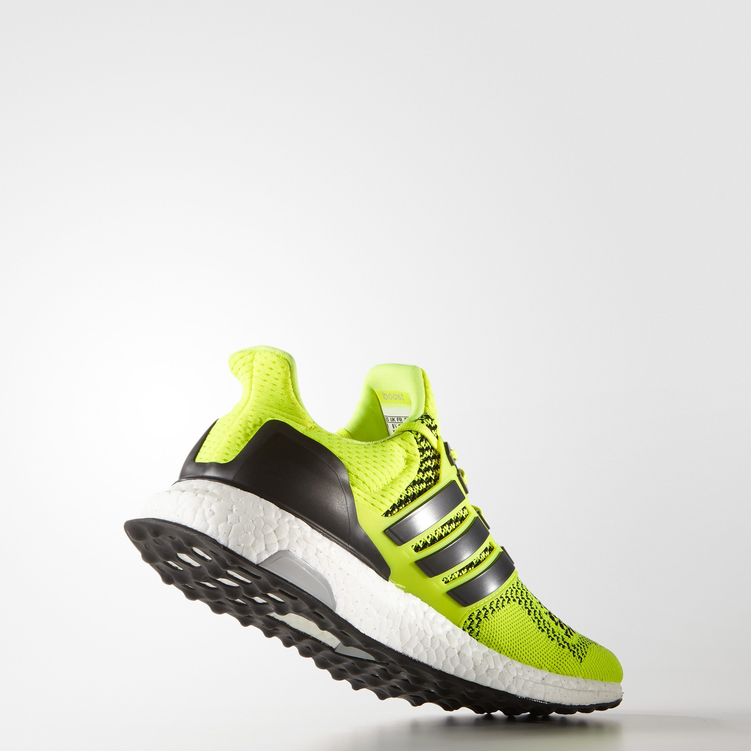 adidas Ultra BOOST Solar Yellow 4