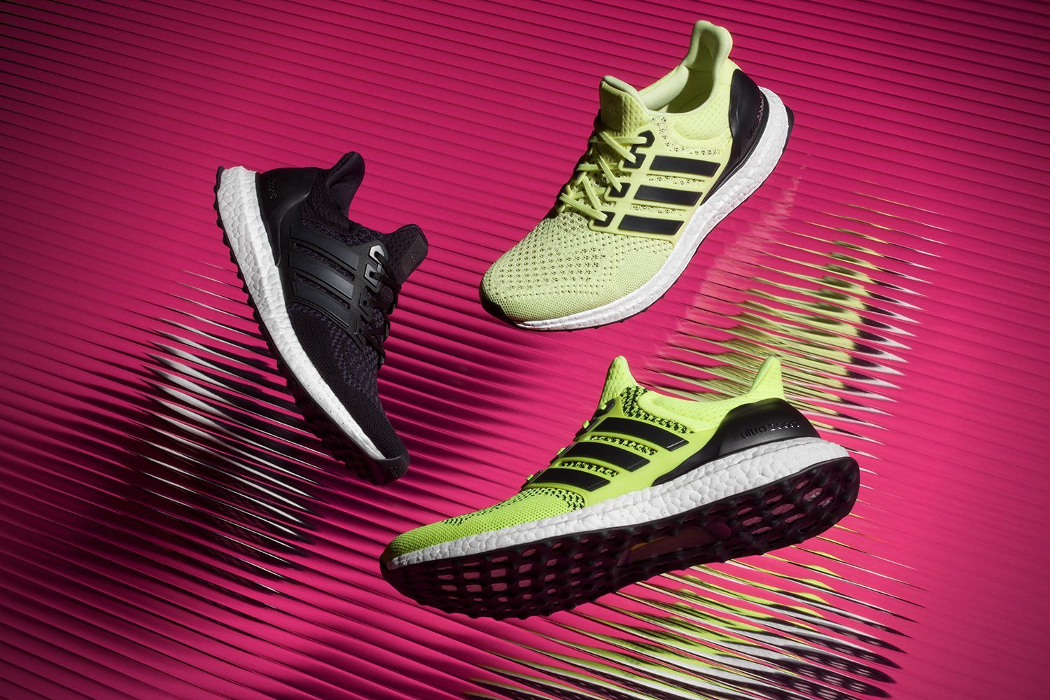 adidas Ultra BOOST Solar Yellow 6