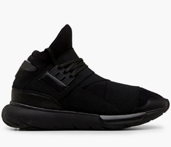 adidas Y 3 Qasa High All Black 350x300