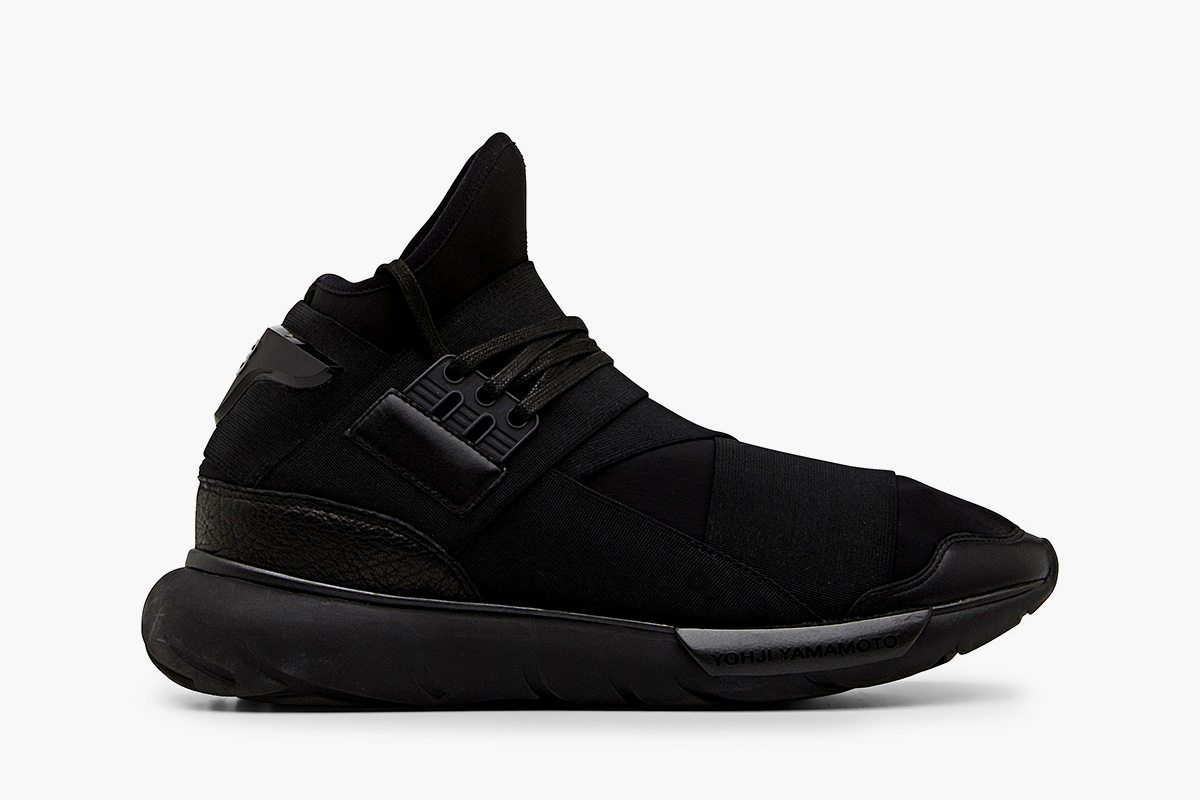 adidas Y 3 Qasa High All Black