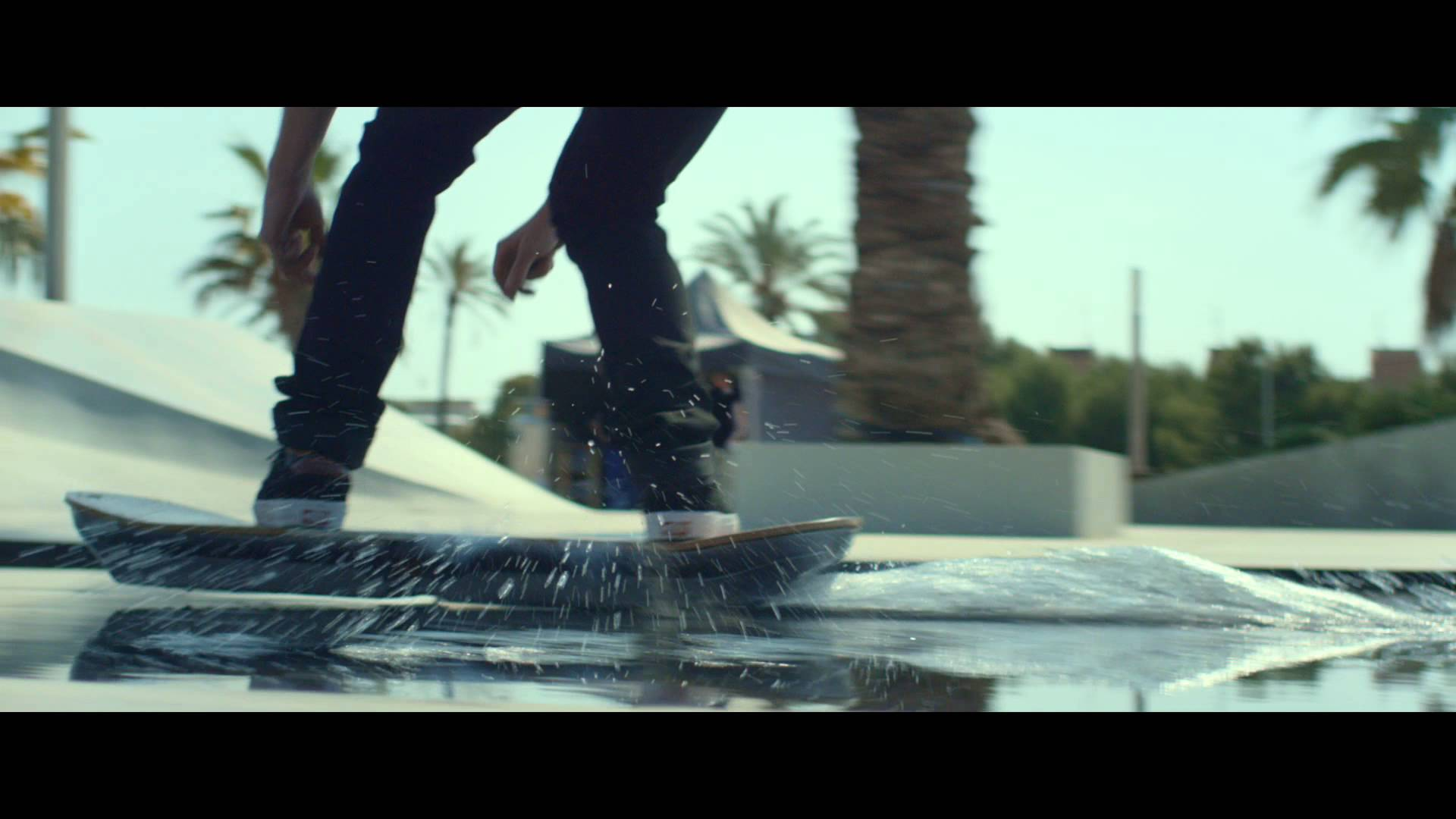 the lexus hoverboard its here