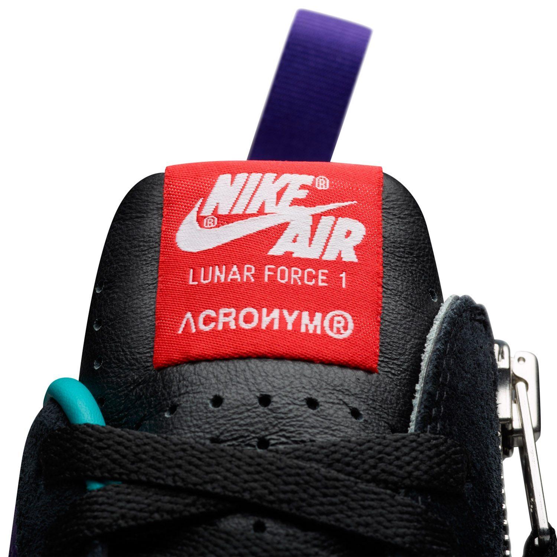 Acronym x NikeLab Lunar Force 1 14