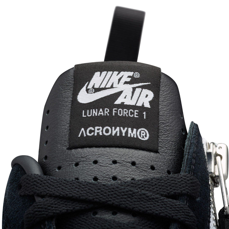 Acronym x NikeLab Lunar Force 1 7
