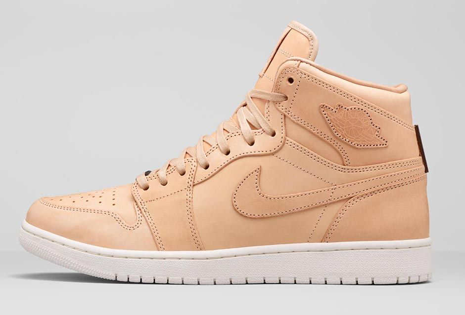 Air Jordan 1 Pinnacle Vachetta Tan 2