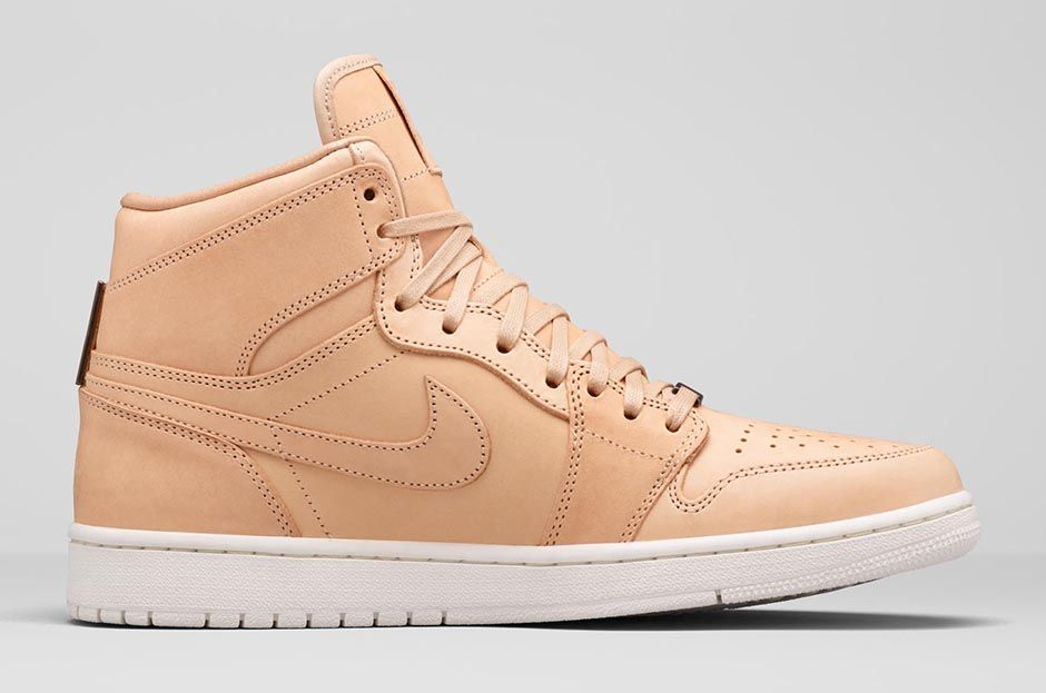 Air Jordan 1 Pinnacle Vachetta Tan 5