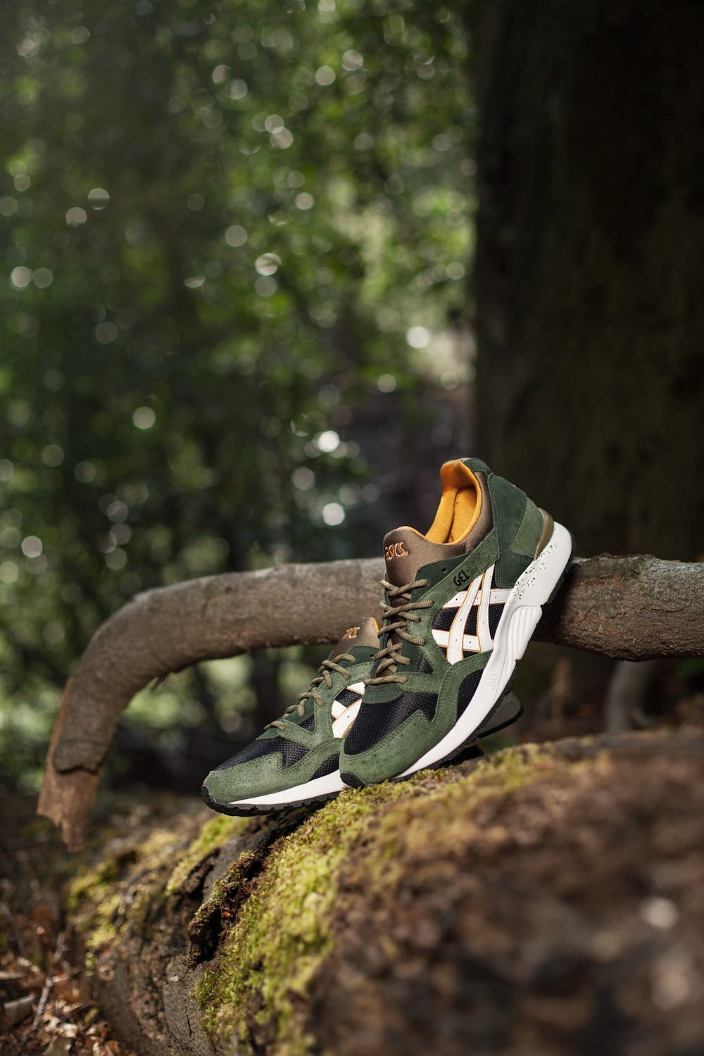 Asics Tiger Winter Trail Pack 11