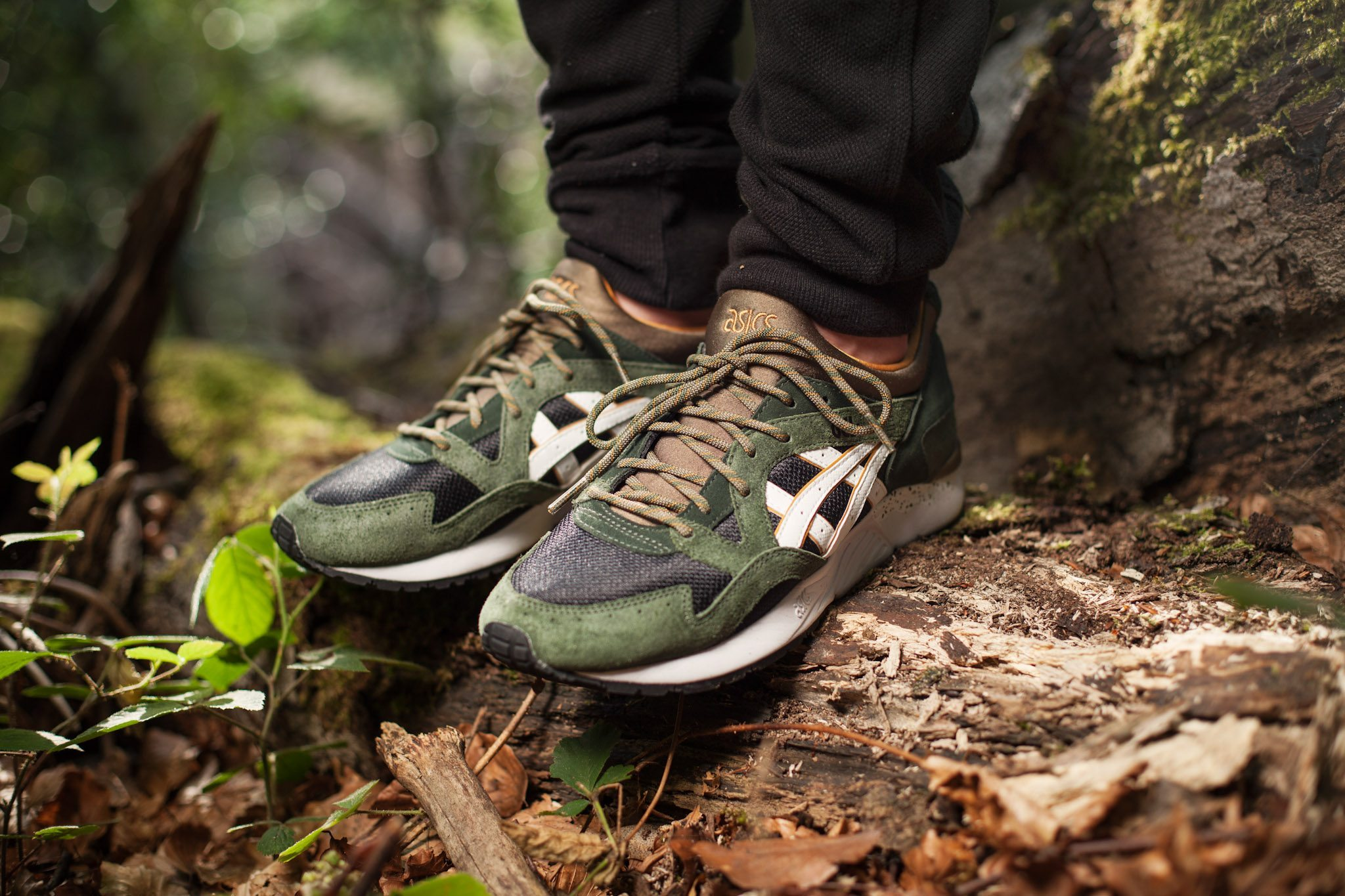 Asics Tiger Winter Trail Pack 12