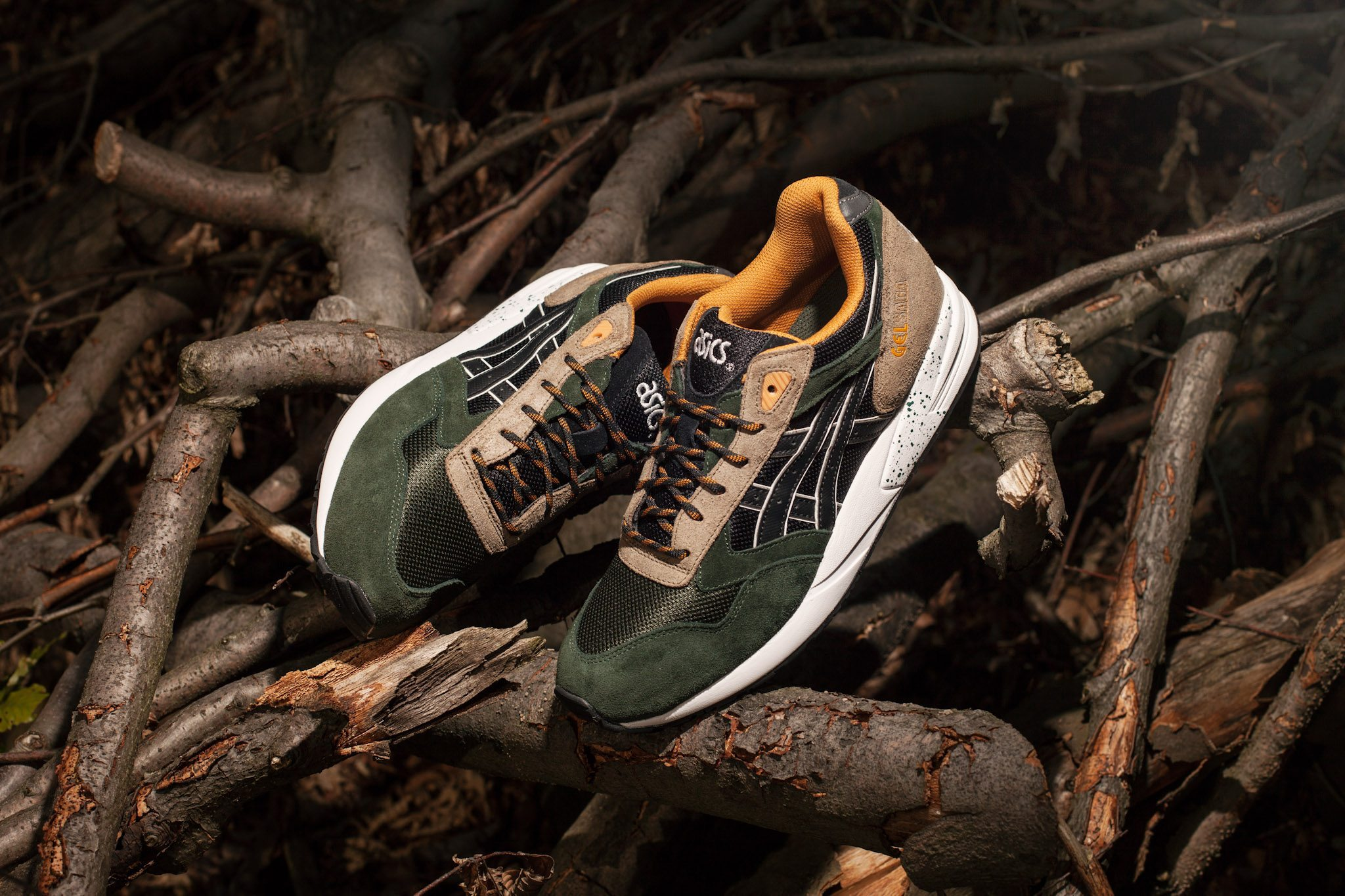 Asics Tiger Winter Trail Pack 13