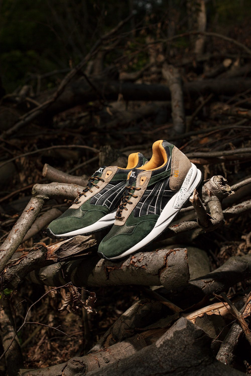 Asics Tiger Winter Trail Pack 14