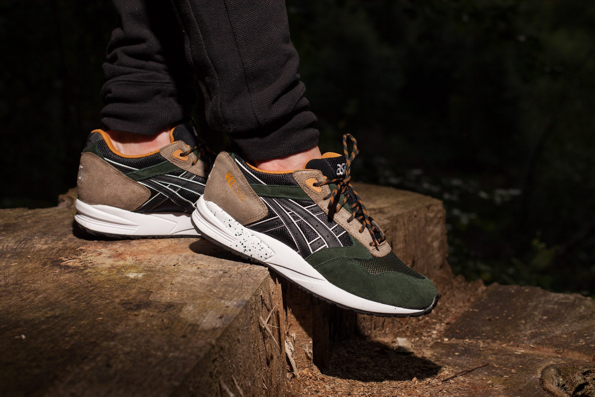 Asics Tiger Winter Trail Pack 15