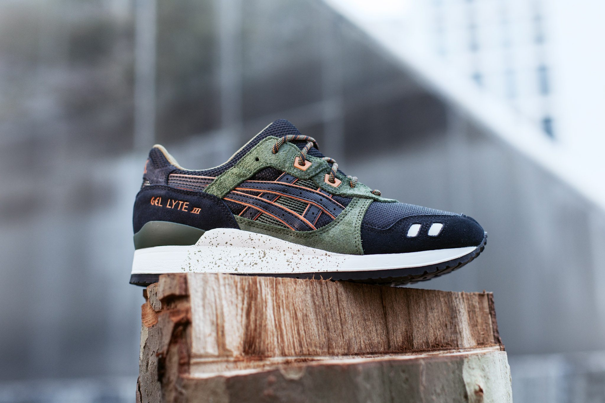 Asics Tiger Winter Trail Pack 2