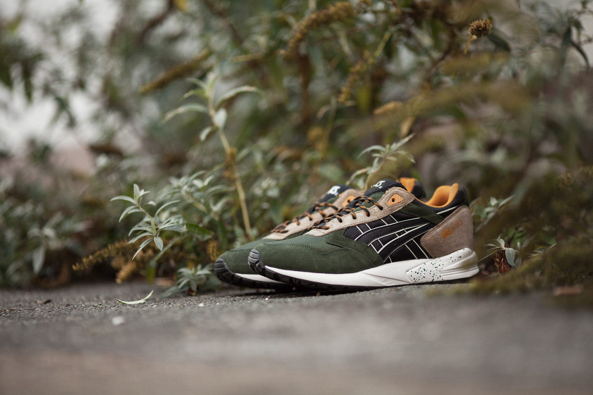 Asics Tiger Winter Trail Pack 3